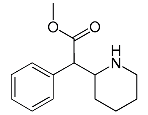 Chemical structure of Titanium Dioxide